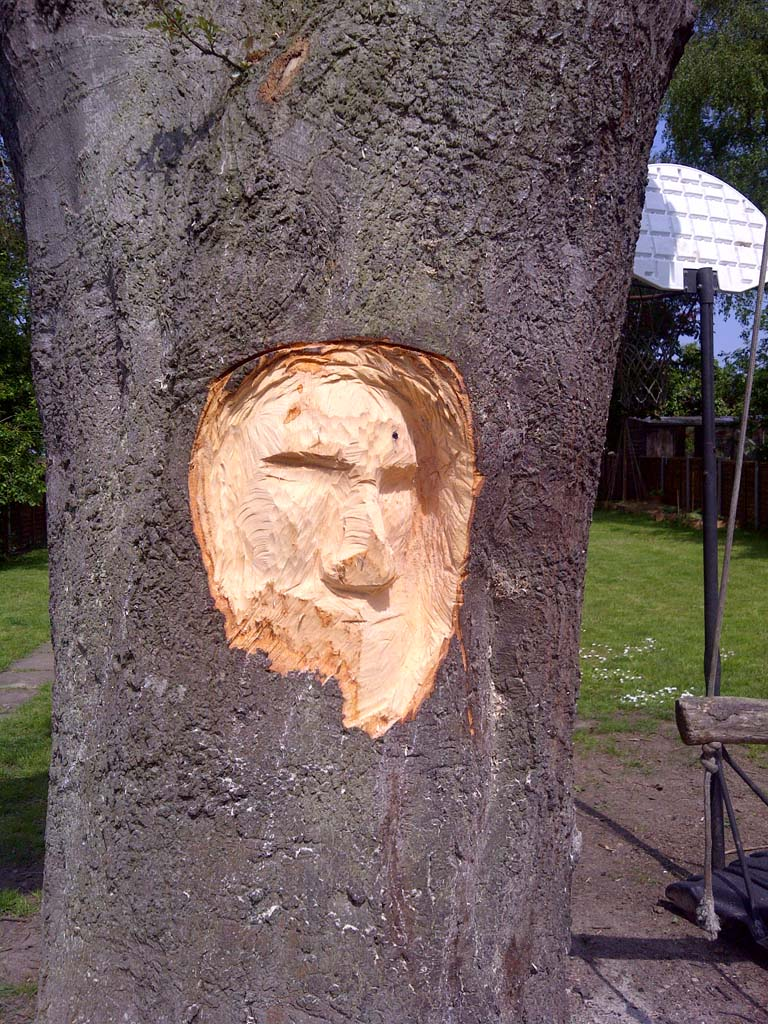 Chainsaw Carvings Gallery | Wood Spirits